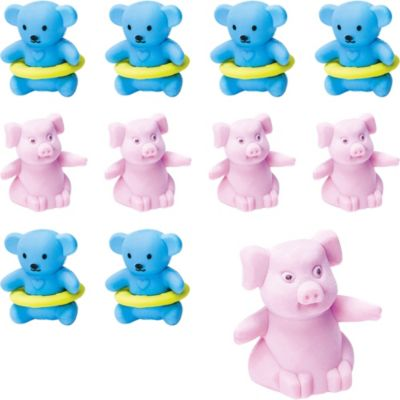 Pencil Eraser Toppers 48ct
