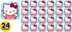 Hello Kitty Notepads 24ct