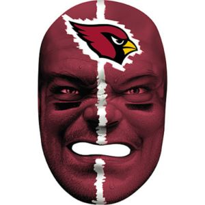 Arizona Cardinals Fan Face Mask