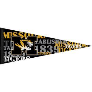 Missouri Tigers Pennant Flag