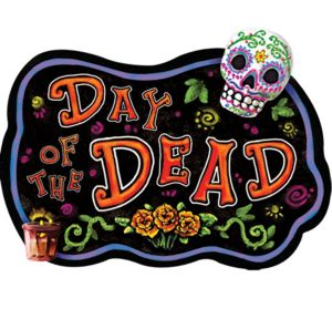 Day of the Dead Cutout