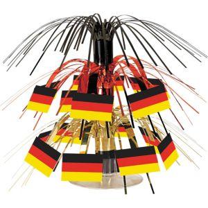 Mini Cascade German Flag Centerpiece