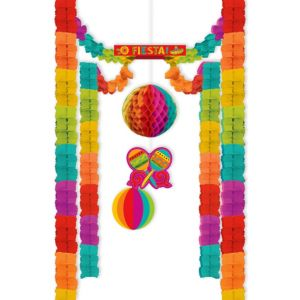 Fiesta Caliente All-in-One Room Decoration