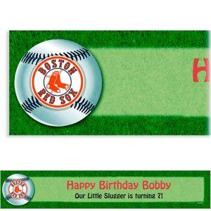 Custom Boston Red Sox Banner 6ft