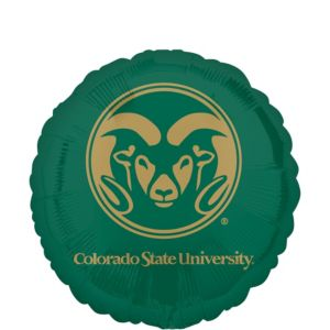 Colorado State Rams Balloon