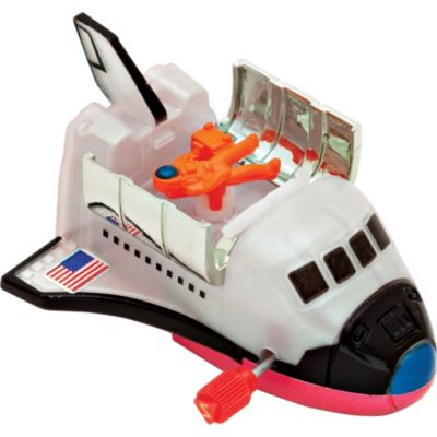 Moony Space Shuttle Windup Toy