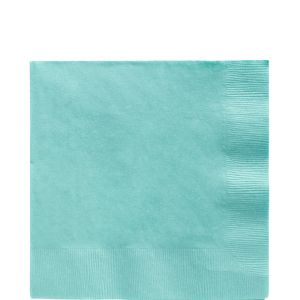 Robin's Egg Blue Lunch Napkins 50ct