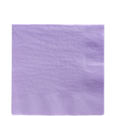 Lavender Lunch Napkins 125ct