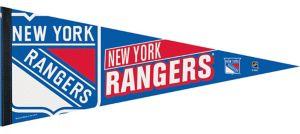New York Rangers Pennant Flag