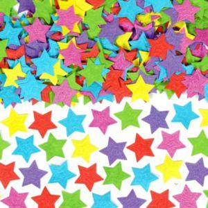 Star Shape Confetti 1 1/2oz