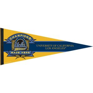 UCLA Bruins Pennant Flag