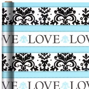 Always & Forever Wedding Gift Wrap