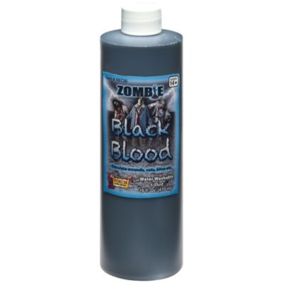 Black Zombie Blood 16oz