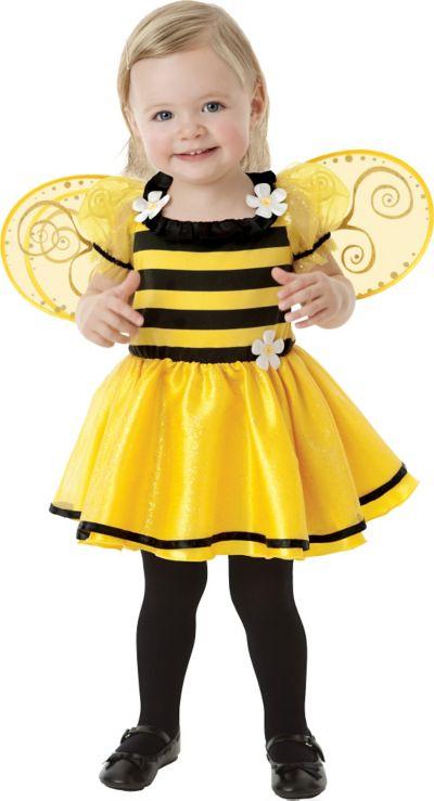 Baby Daisy Buzzy Bee Costume