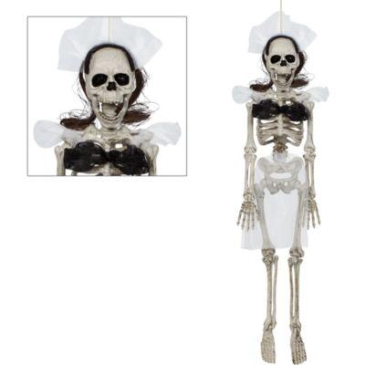 Hanging Bride Skeleton
