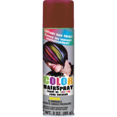 Brown Hairspray 3oz