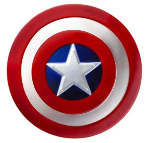 Child First Avenger Captain America Shield 13in