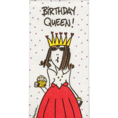 Birthday Queen Facial Tissues 10ct