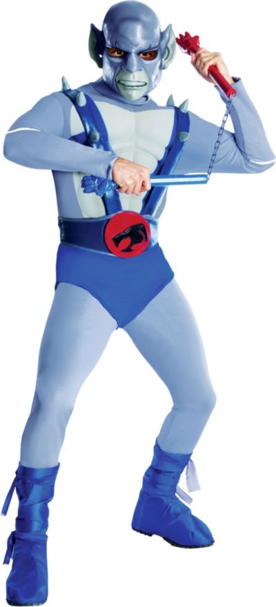 Adult Panthro Costume Deluxe  - ThunderCats
