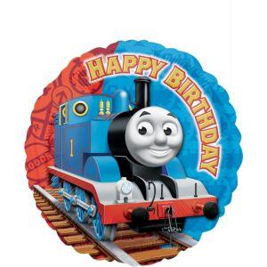 Happy Birthday Thomas the Tank Engine Balloon