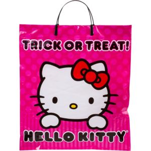 Hello Kitty Trick or Treat Bag