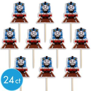 Wilton Thomas the Tank Engine Fun Picks 24ct