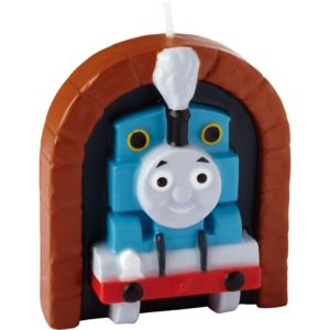 Wilton Thomas the Tank Engine Birthday Candle 3in