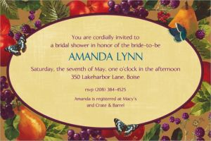 Custom Country Living Invitations