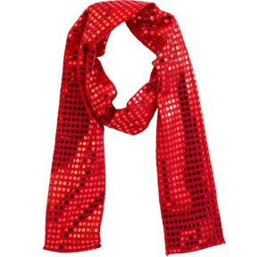 Holiday Sequin Scarf
