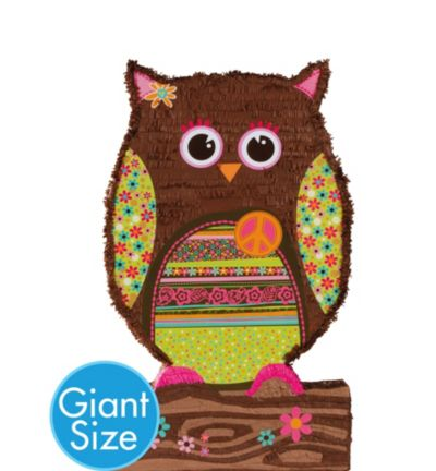 Giant Owl Pinata