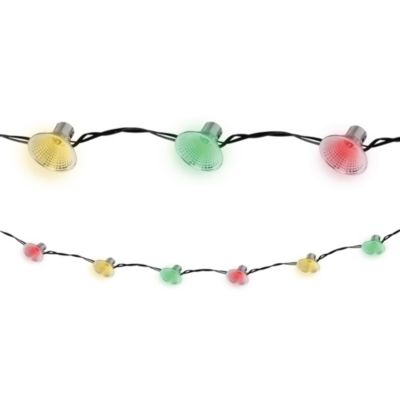 Rainbow Strobe String Lights