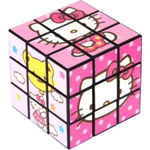 Hello Kitty Puzzle Cube