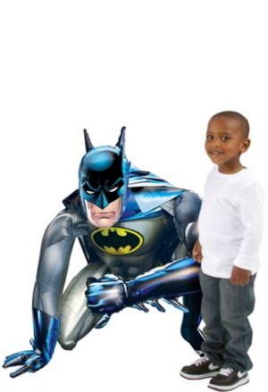Giant Gliding Batman Balloon 44in