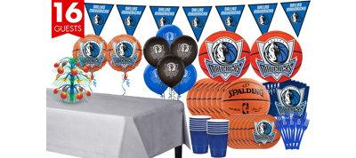 Dallas Mavericks Super Party Kit