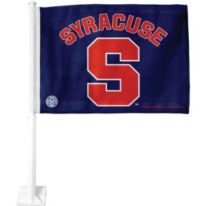 Syracuse Orange Car Flag