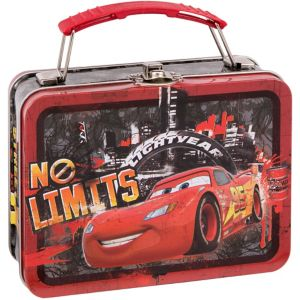 Mini Cars Tin Box