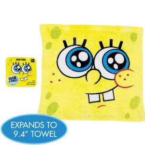 SpongeBob Grow Towel