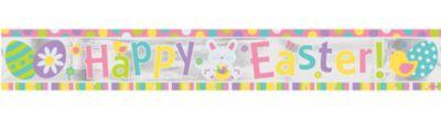 Foil Easter Banner