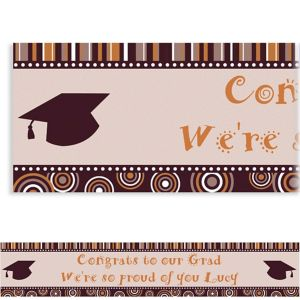 Custom Grad Inspiration Banner 6ft
