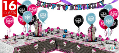 Monster High Party Supplies Deluxe Party Kit