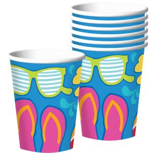Summer Splash Cups 18ct