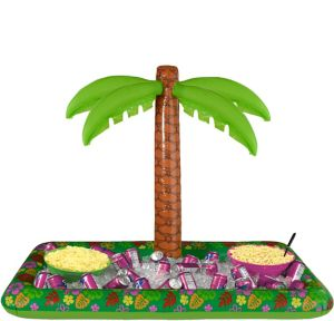 Palm Tree Inflatable Buffet Cooler