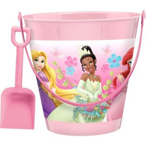 Disney Princess Pail with Shovel 7 1/4in