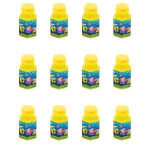 SpongeBob Mini Bubbles 12ct