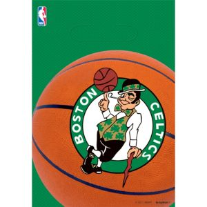 Boston Celtics Favor Bags 8ct