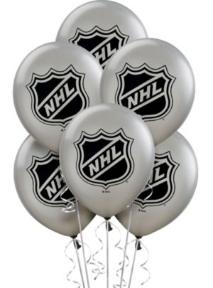 NHL Balloons 6ct