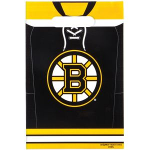 Boston Bruins Favor Bags 8ct