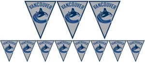 Vancouver Canucks Pennant Banner