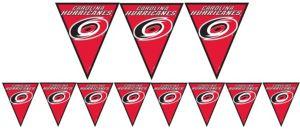 Carolina Hurricanes Pennant Banner