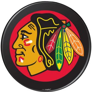 Chicago Blackhawks Cutout
